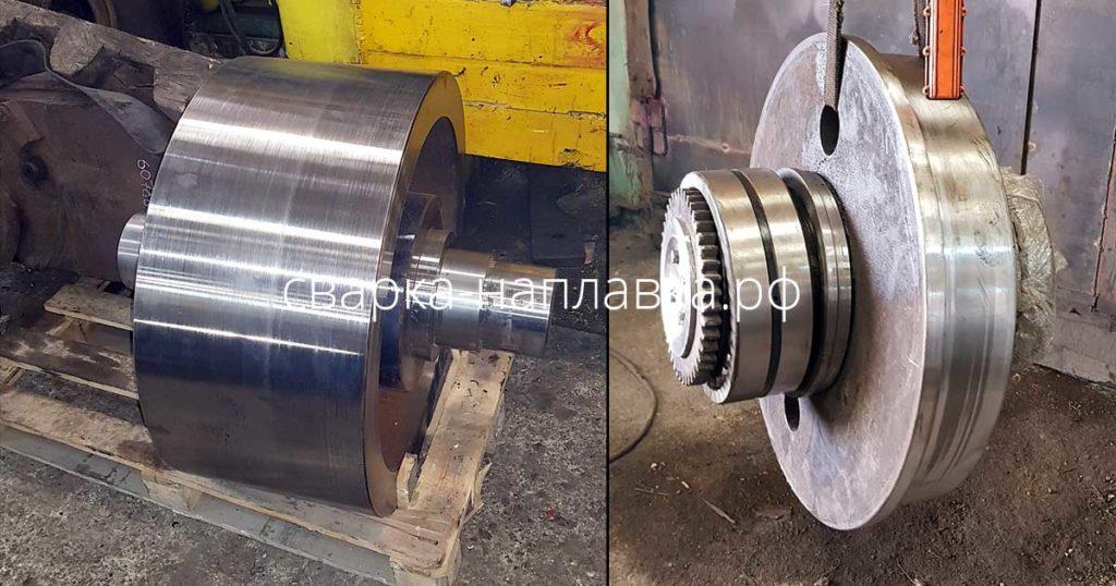 Изготовление колес