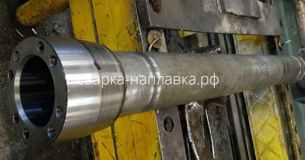 Изготовление корпуса (гильзы) гидроцилиндра экскаватора САТ
