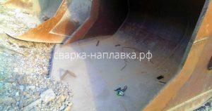 Ремонт ковша ПДМ LH-410