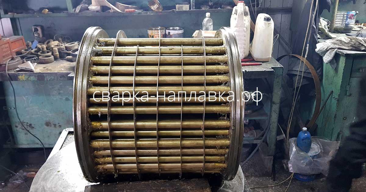 Изготовление и ремонт энергетического оборудования