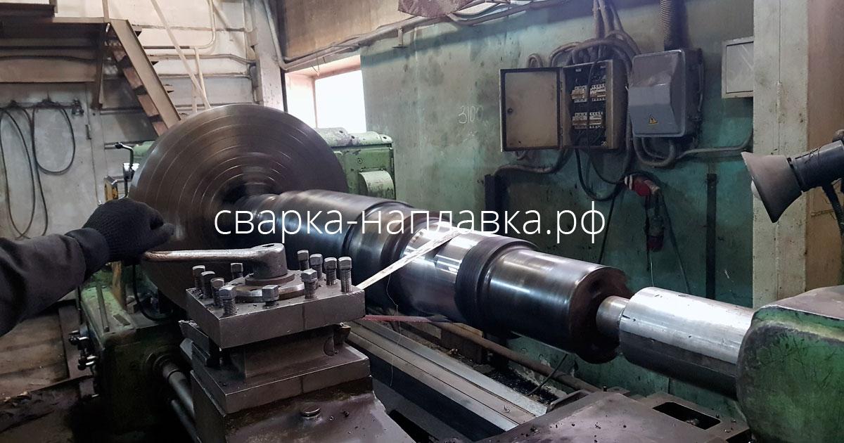 ремонт-щековой-дробилки-СМД110-